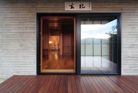 terrasse bois - Hyunam-house par IROJE Architects & Planners - Gunwi-gun, Corée du Sud