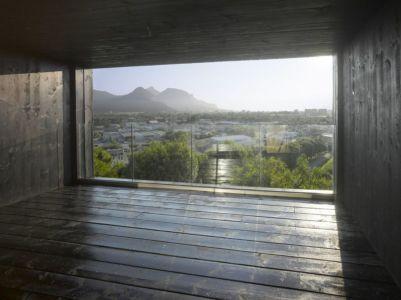terrasse bois étage - Saint-Ange-Residency par Studio Odile Decq - Seyssins, France