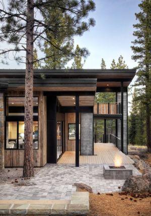 terrasse - butterfly-house par Sagemodern - Californie, USA