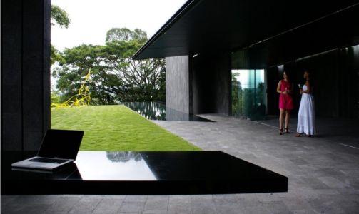terrasse et piscine - Casa Altamira par Joan Puigcorbé - Costa Rica