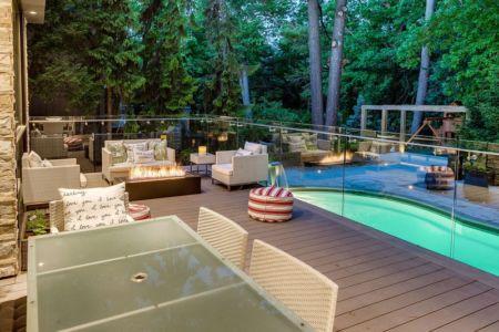 terrasse extérieure - Ashley Park House par Barroso Homes - Toronto, Canada