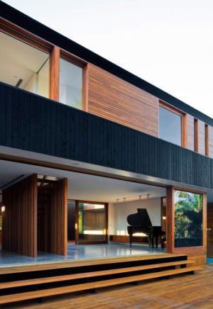 terrasse ouverte - Narrabeen House par Chrofi - Narrabeen, Australie