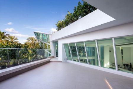 toiture terrasse - The Ark-480 Ocean Blvd par Relance New York - Floride, USA
