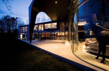 terrasse - villa afro-européenne par Saota - Genève, Suisse