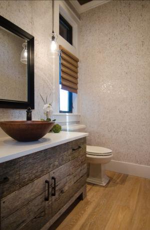 toilettes - Maison typique par TTM Development company - Portland, Usa