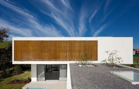 toiture terrasse - Casa Pedro par VDV ARQ - Buenos Aires, Argentine