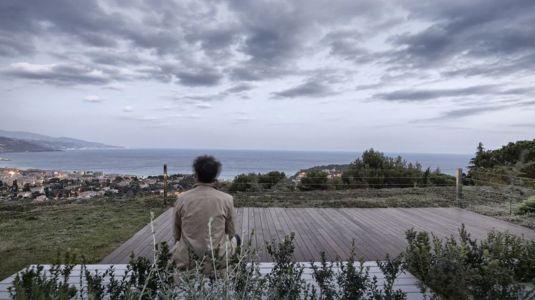 toiture végétalisée & vue panoramique paysage - Villa-La-Madone par A2cm - France