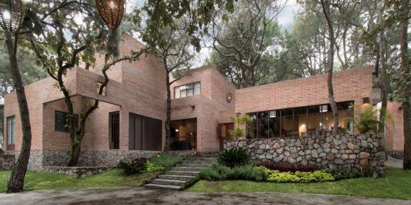 une - Pinar house par MO+G Taller de arquitectura - Zapopan, Mexique