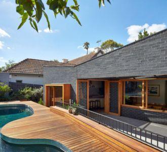 terrasse bois - rosebank-make par MAKE - Melbourne, Australie