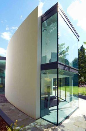 verrière - Cherry Orchard par Western Design Architects - Branksome, Royaume Uni