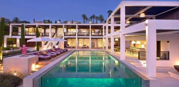 villa en location à Cap d'antibes, France - + d'infos