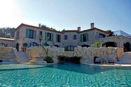 villa palatial par Taylor Howes - + d'infos