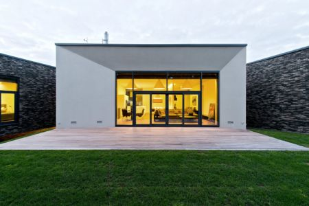 volume central - Family House par UAB Architektu biuras - Palanga, Lituanie