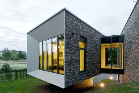 volume chambre - Family House par UAB Architektu biuras - Palanga, Lituanie