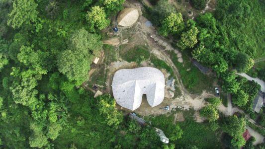 vue aérienne - Trika-Villa par Chiangmai Life Construction - Chiang Mai, Thaïlande