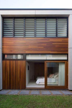 vue chambre principale - Queenscliff-Design par Watershed Design - Sydney, Australie