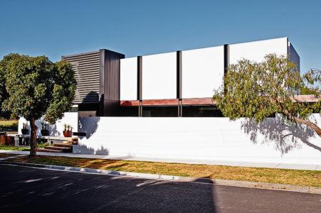 vue de la rue - White House par In2 - Melbourne, Australie