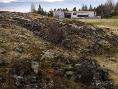vue d'ensemble - Bakkaflöt 14 par Studio Granda - Islande