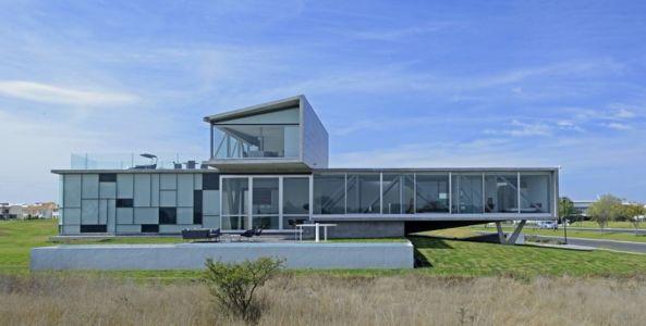 vue d'ensemble - Campanario-2 par Axel Duhart Arquitectos - Santiago-Querétaro, Mexique