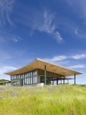 vue d'ensemble - Caterpillar- House par Feldman Architecture - Californie, USA