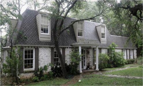 maison d'origine - Hills-Residence par Specht Harpman - Texas, USA