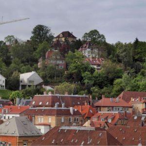 vue d'ensemble - House H36 par MBA-S architecture - Stuttgart, Allemagne