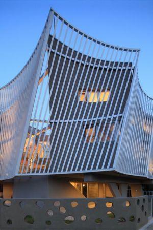 vue d'ensemble - Kyeong Dok Jai par Uroje Khm Architects - Corée du Sud