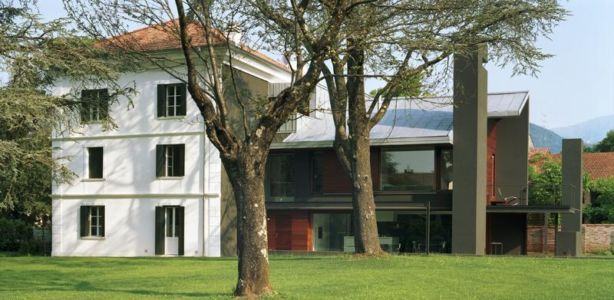 vue d'ensemble - NM House par GEZA Gri et Zucchi Architetti Associati - Tarcento, Italie
