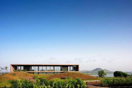 vue d'ensemble - Panorama-House par Ajay Sonar - Nashik, Inde