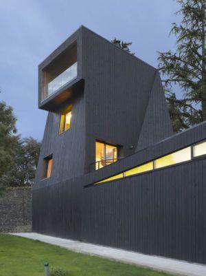 vue d'ensemble - Saint-Ange-Residency par Studio Odile Decq - Seyssins, France