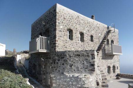 vue d'ensemble - Sterna Nisyros par  Giorgos Tsironis - Nisyros en Grèce