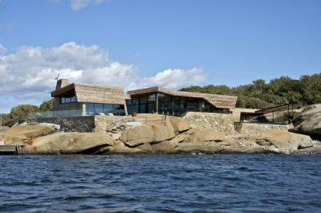 vue d'ensemble - Summer-House par JVA - Vestfold, Norvège