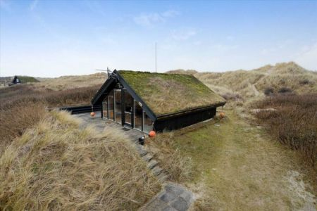 vue d'ensemble - Tiny-house par Tiny Sod Roofed - Côtes Nord, Danemark