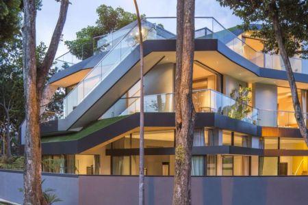 vue d'ensemble - Trevose-House par Ad-Lab - Singapour
