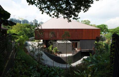 vue d'ensemble - Victoria-Park par Ipli Architects - Singapour