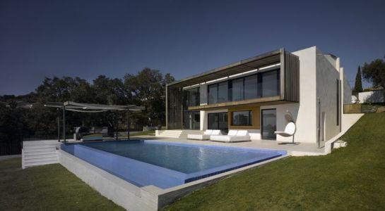 vue d'ensemble - Villa-Brash par Jak Studio - Saint-Tropez, France