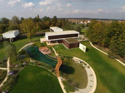 vue d'ensemble - Villa M par Oliver Grigic - Cepin, Croatie