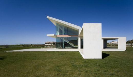 vue d'ensemble - Villa T by Architrend Architecture - Ragusa, Sicile, Italie
