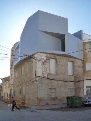 vue d'ensemble-casa Lude-par-Grupo Aranea