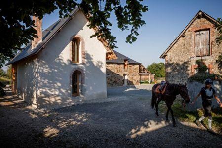 vue d'ensemble - ladaa par JKA Jérémie Koempgen Architecture - Craon, France