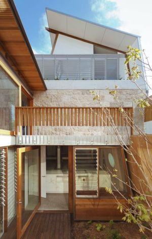 vue d'ensemble - maison exclusive par CplusC - Waverley, Australie