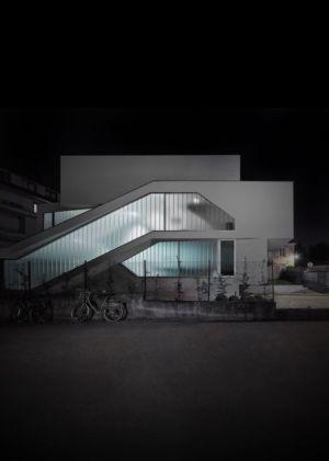 vue d'ensemble nuit - MaHouse par Marc Formes - France