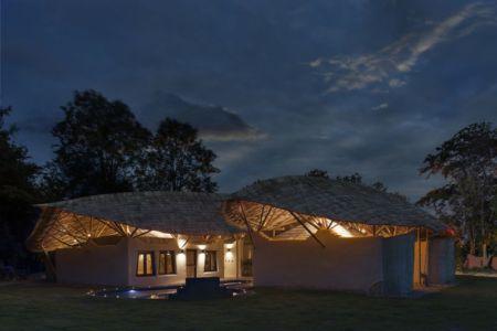 vue d'ensemble nuit - Trika-Villa par Chiangmai Life Construction - Chiang Mai, Thaïlande
