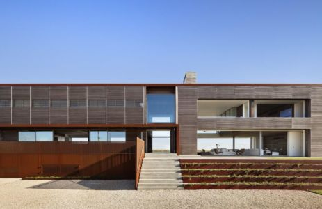 vue d'ensemble - sagaponack par Bates Masi Architects - Sagaponack, USA