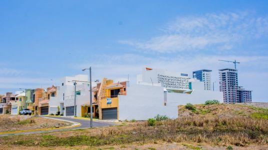 vue d'nesemble quartier - Nest house par Gerardo Ars Arquitectura - Alvarado, Mexique