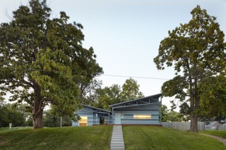 vue extérieure - Heartland habitat for humanity par El Dorado - Kansas City, Usa