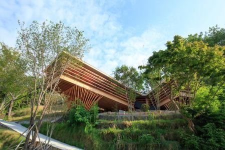 vue extérieure - House In Itsuura par Life Style Koubou - Ibaraki Prefecture, Japon