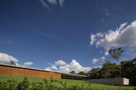vue extérieure - Redux House par Studio mk27 - Brésil
