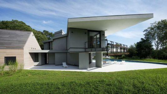 Sayres house par maziar behrooz architecture east - Maison south perth matthews mcdonald architects ...