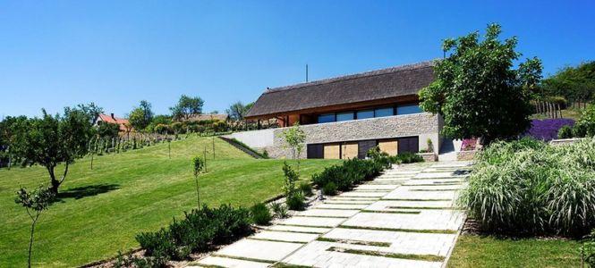 vue extérieure - Villa du lac Balaton par FBI studio - Balatonfüred, Hongrie